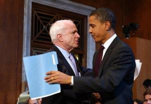 Barack Obama and John McCains favourite songs revealed